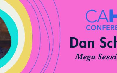 Announcing CAHR19 Mega Session Speaker Dan Schawbel