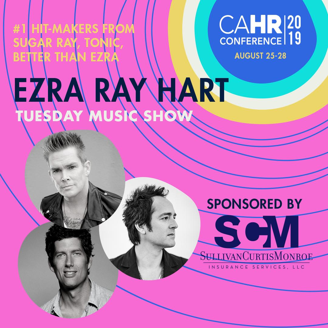 CAHR19 Music Show - Ezra Ray Hart - Sponsored by SCM SullivanCurtisMonroe